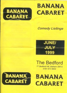 the banana, balham